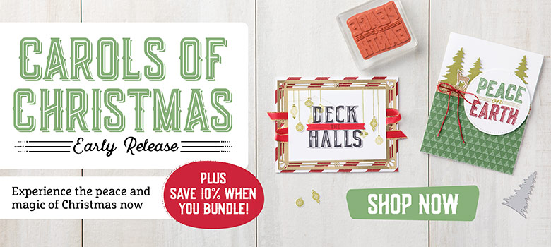 Get Your Carols of Christmas Set Now!!