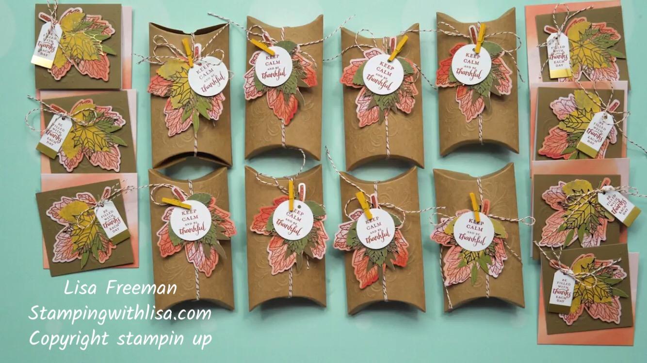 September Paper Pumpkin Kit is Here!!