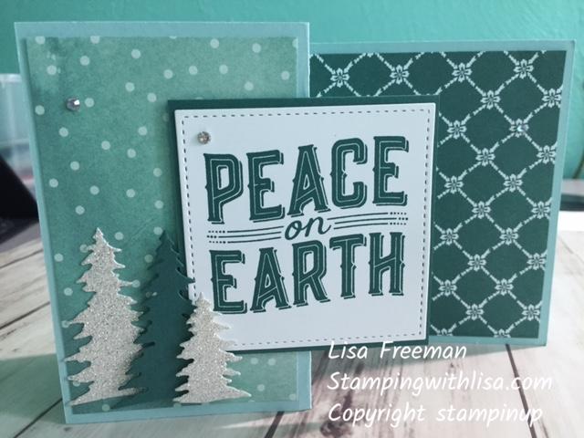 Carols of Christmas Z-Fold Card
