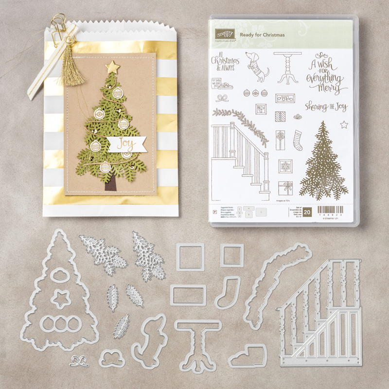 Check Out These New Products from the Stampin' Up Holiday Mini!