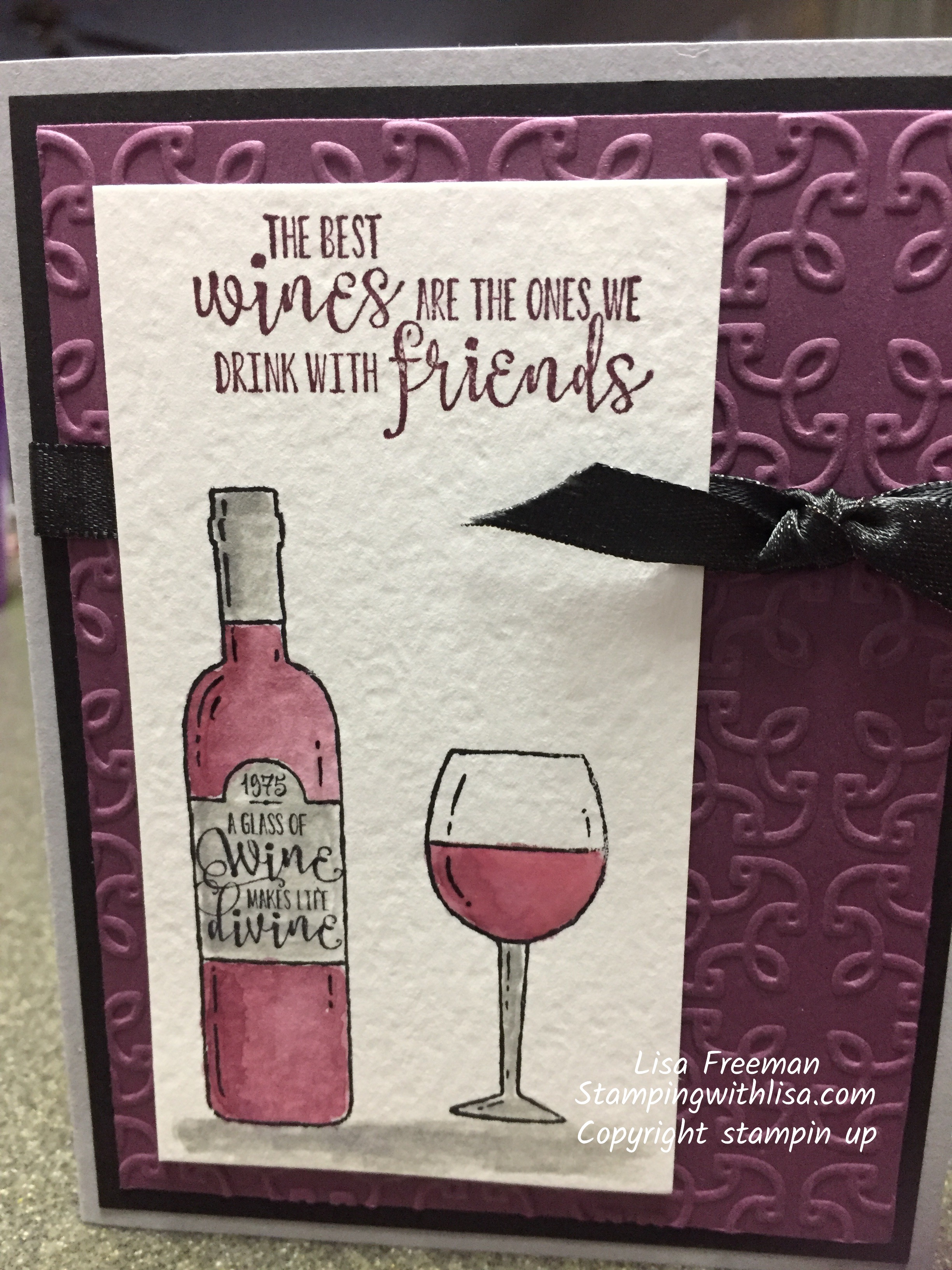 From Hot Chocolate to Wine!
