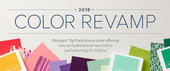 The Retiring List is Here!! New Color Refresh Coming!!