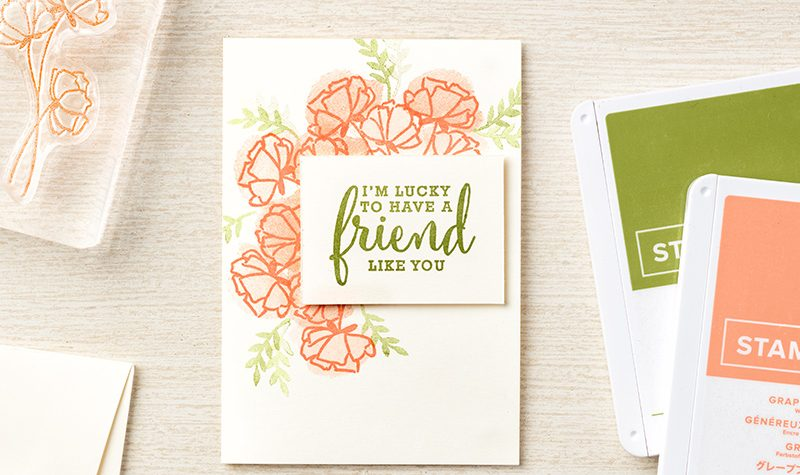 Stampin up share what you love
