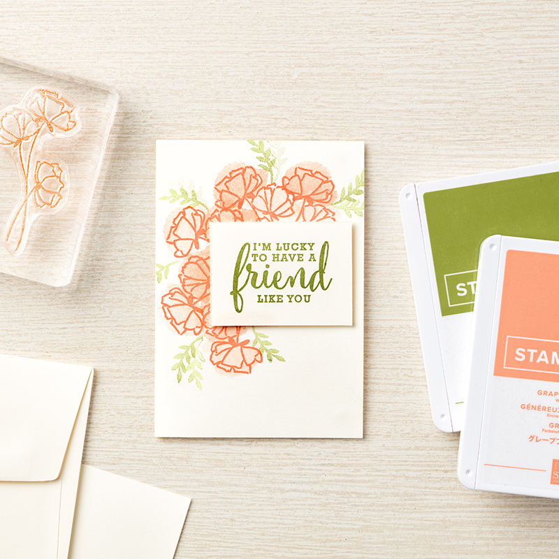 Stampin up Share what you love suite