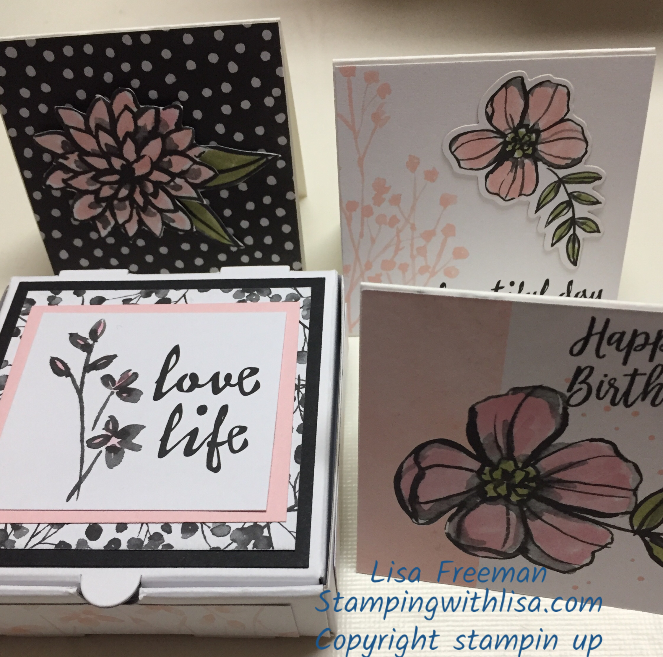 Petal Passion Memories and More Gift Box set