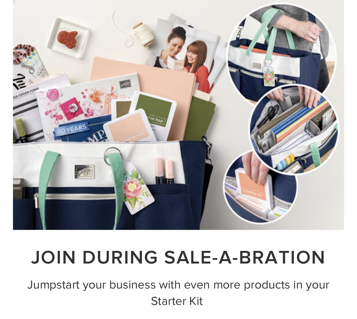 It's time to Sale-a-brate!