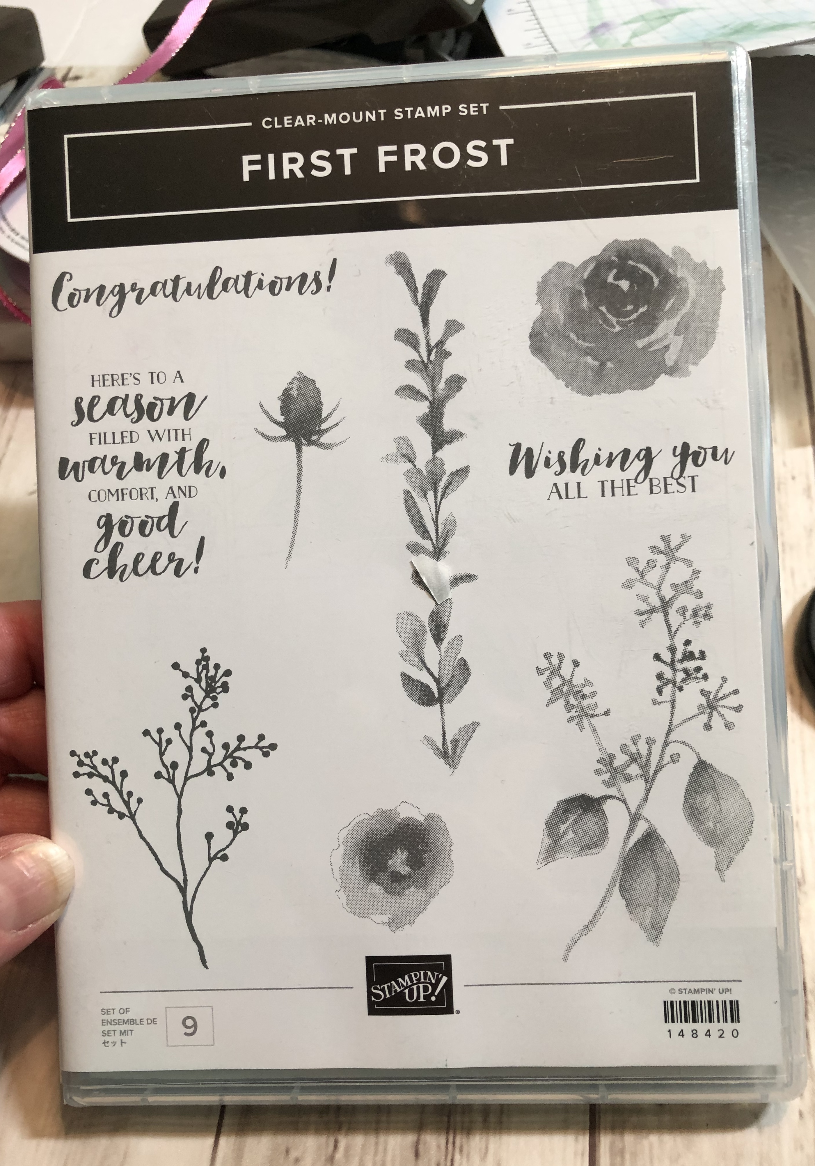 Country Floral Embossing Technique