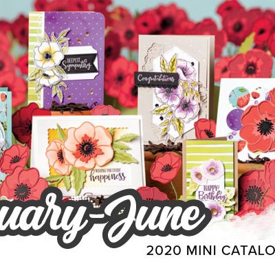 The Spring Mini Catalog is HERE!!!