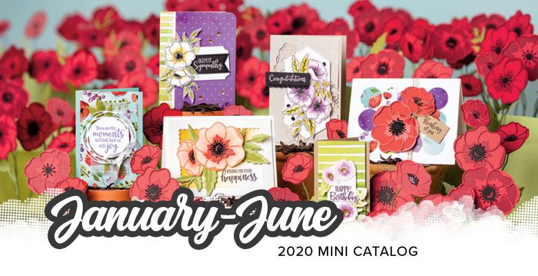 Stampin Up spring mini 2020