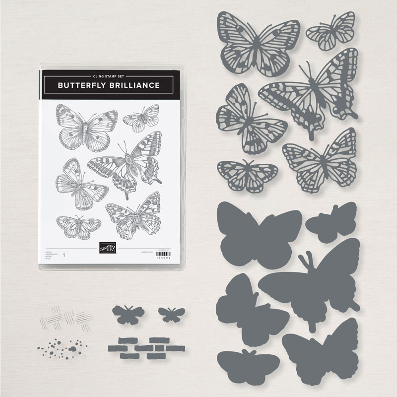 bouquet suite stampin up