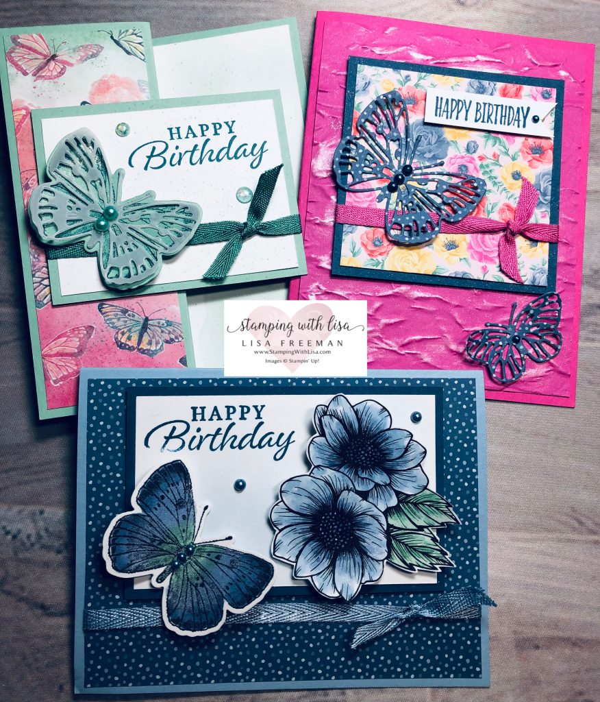 March Card Kit in the Mail Projects!