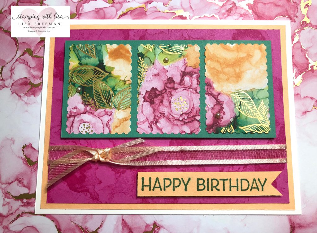 Expressions in ink dsp stampin up