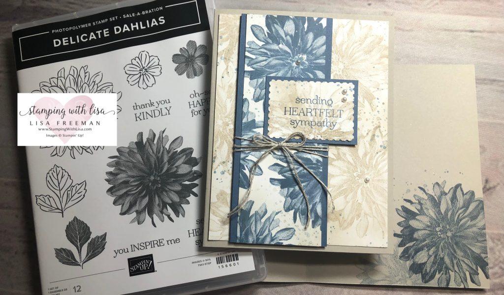 delicate dahlias are my new fav!